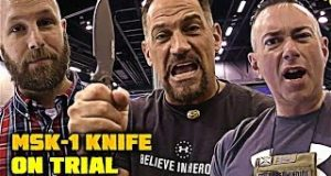 MSK-1-Ultimate-Survival-Tips-Knife-ON-TRIAL-First-Impressions-Best-Knife-Proudly-Made-in-USA